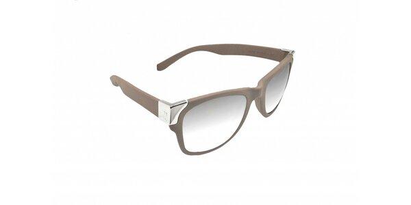 Šedohnědé sluneční brýle Jumper-s