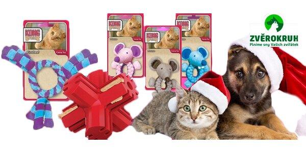 Hračky pro psy a kočky
