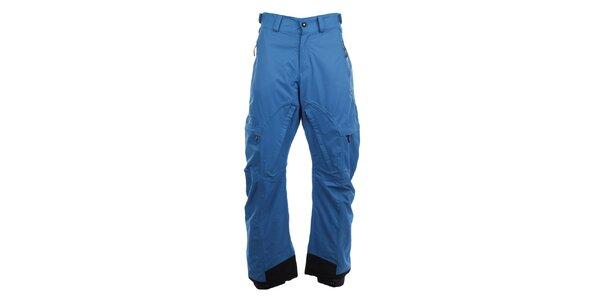 Pánské modré lyžařské kalhoty Fundango