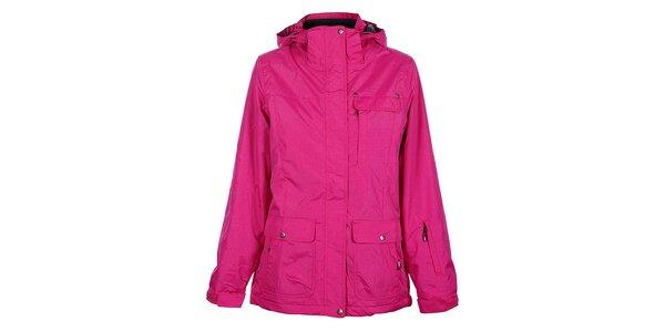 Dámská růžová lyžařská bunda Fundango