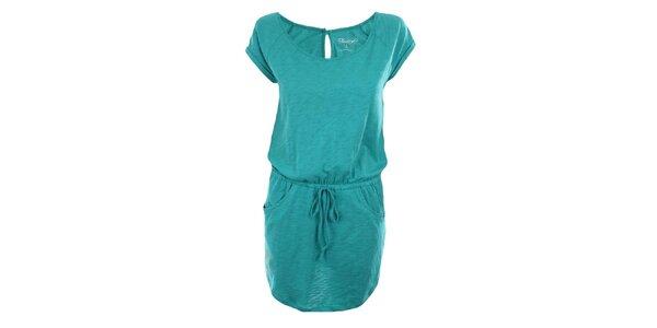 Dámské zelené šaty Fundango