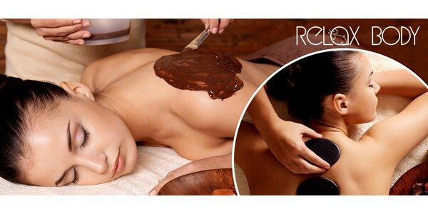 Luxusní odpočinkové masáže v centru Brna