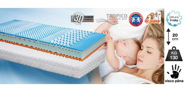Rodinná matrace Tropico Soft Sleep