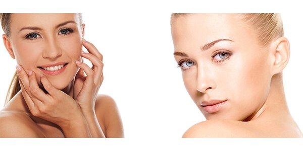 Komplexní kosmetické ošetření s kyselinou hyaluronovou