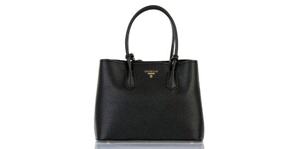 Dámská černá kabelka Giorgio di Mare