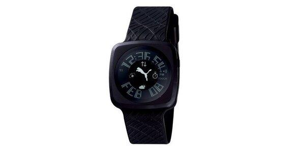 Pánské digitální hodinky Puma Blockbuster Gents Black