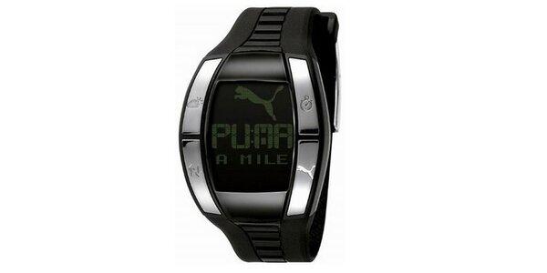 Pánské digitální hodinky Puma Time Fluctuation