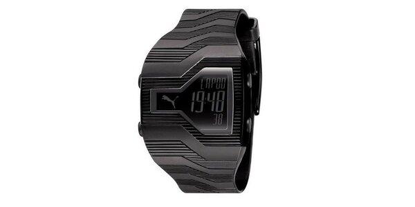 Pánské digitální hodinky Puma Escalate Gents Black
