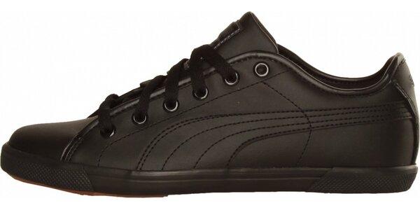Dámské černé tenisky Puma