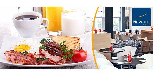 Bohatá snídaně v centru Prahy - neomezený bufet