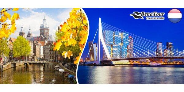 Letecky na víkend či 6 dní do Holandska
