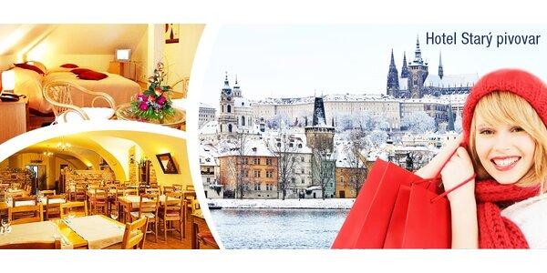 Vyrazte v novém roce do Prahy. Dítě do 4 let zdarma