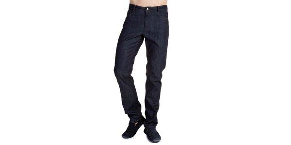 Pánské džíny v tmavě modrém provedení Galvanni