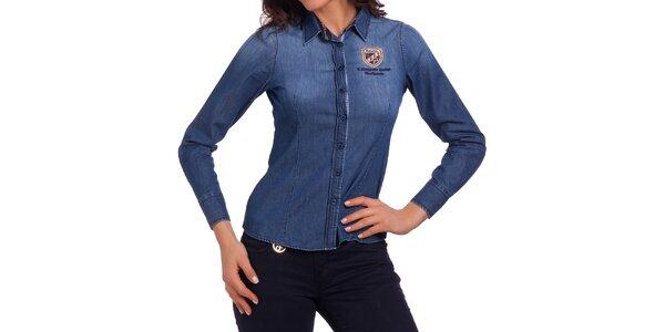 Dámská džínová košile Galvanni