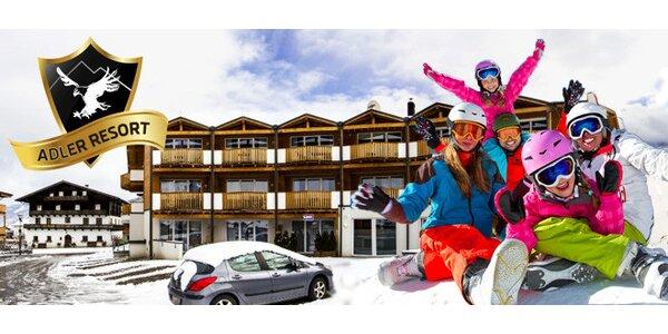 Pobyt v apartmánech v Kaprunu - zalyžujte si na ledovci před hlavní lyžařskou…