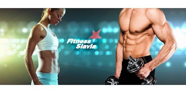 5 libovolných lekcí ve Fitness Slavia