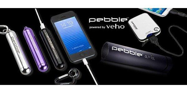 Přenosné nabíječky na mobily i notebooky