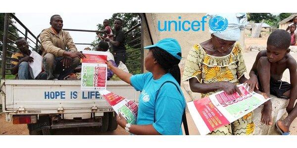 UNICEF: Zastavme epidemii eboly