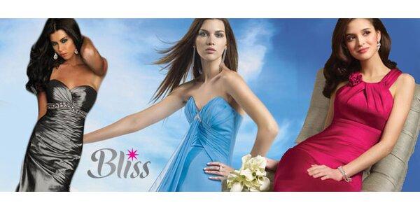 40% sleva na společenské šaty v Salonu Bliss