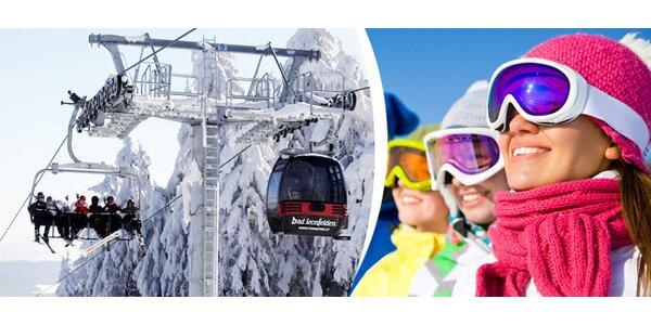 Jednodenní lyžování ve Stersteinu