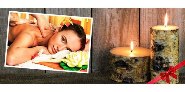 Candle massage - masáž svíčkou