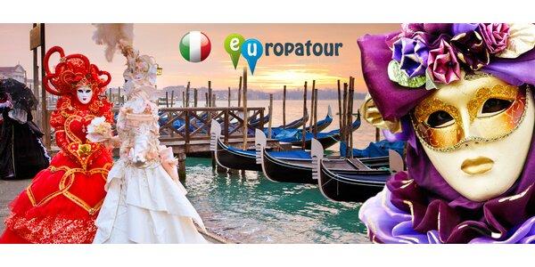 Karneval v Benátkách pro 1 osobu