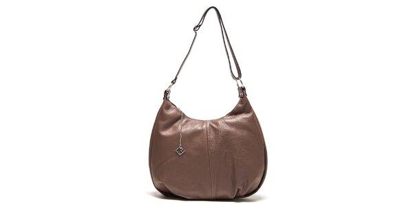Dámská kožená kabelka s nastavitelným popruhem Isabella Rhea