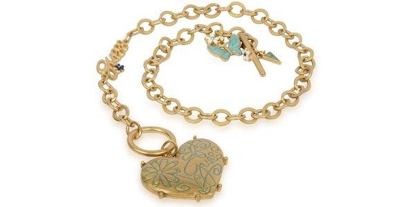 Guess náhrdelník UFN30914