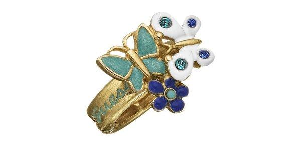 Guess prsten s motýlky UFR30908