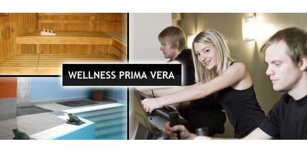 99 Kč za 120minutový vstup do fitness a luxusní finské sauny.