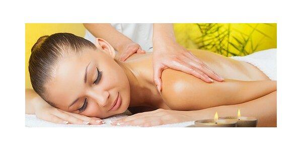 Relaxační a regenerační konopná masáž 60 minut