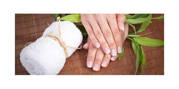 Přírodní japonská manikúra P-Shine (včetně suché manikúry)