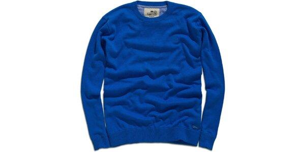 Pánský modrý svetr Timeout