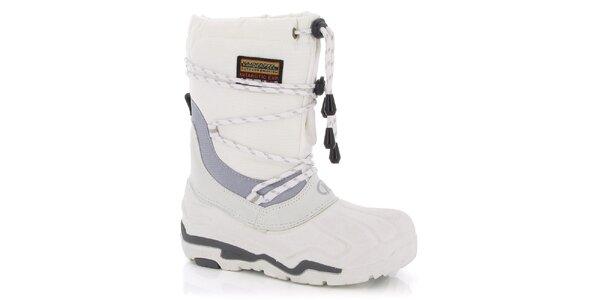 Zimní boty Kimberfeel - bílé