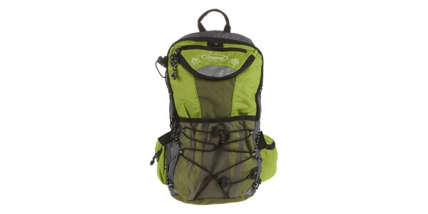 Zelený batoh Kimberfeel