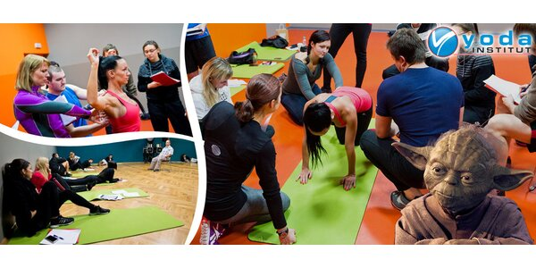 Semináře Yoda institutu o cvičení a zdravém životním stylu