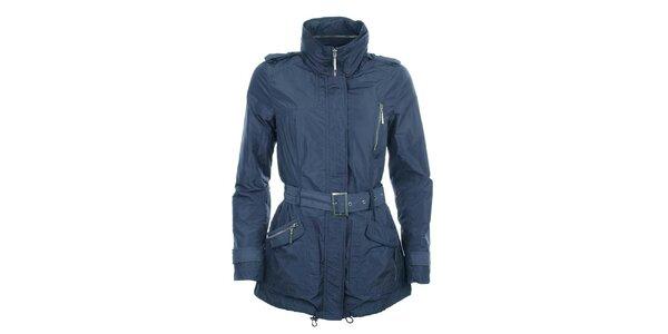 Dámský modrý kabát COMPANY&CO