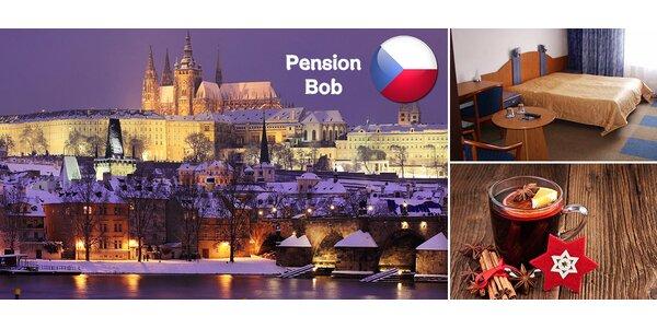 Pobyt pro 2 osoby v hotelu BOB*** v Praze