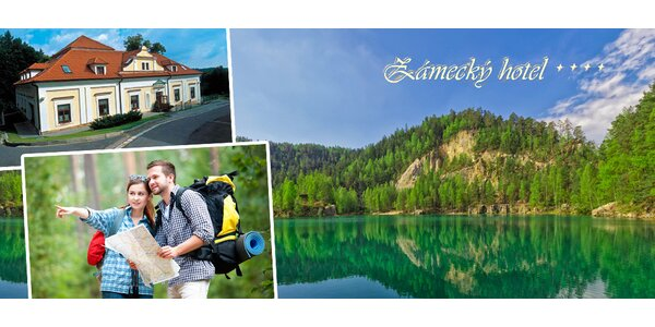 Relax s polopenzí v Zámeckém hotelu na celou sezonu 2015