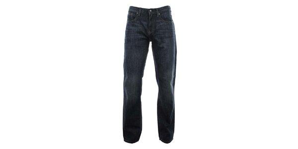 Pánské džíny v tmavě modré barvě Big Star