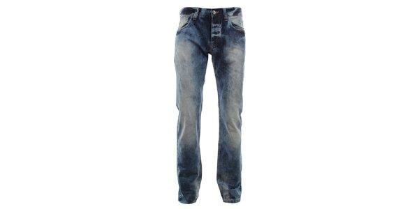 Pánské džíny s šisováním Big Star