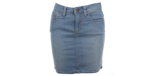 Dámská světlá džínová sukně Big Star