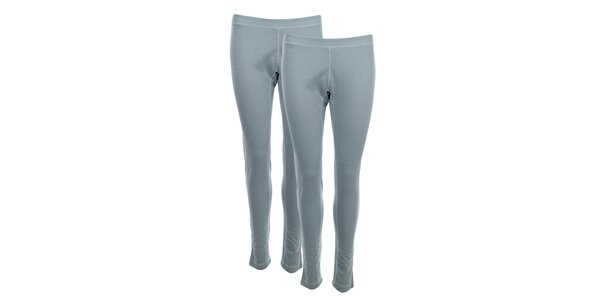 Dámská sada 2 funkčních kalhot ve světle modrém provedení Hannah