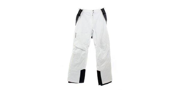 Pánské bílo-černé lyžařské kalhoty Hannah