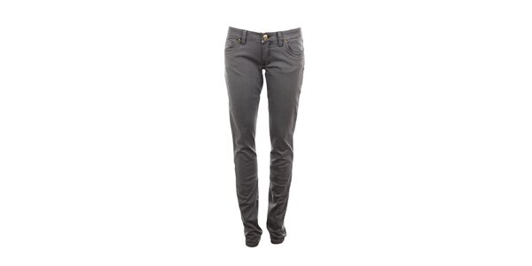Dámské šedé kalhoty Phard