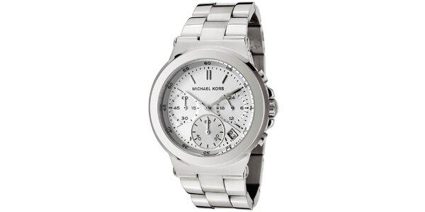 Dámské hodinky z leštěné nerezové oceli Michael Kors