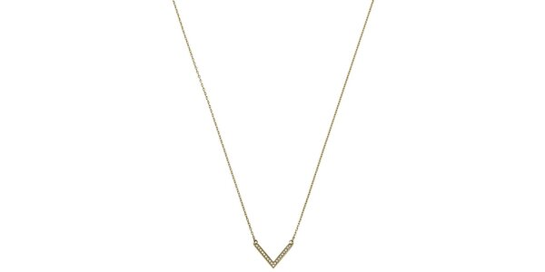 Dámský náhrdelník s krystalky Michael Kors
