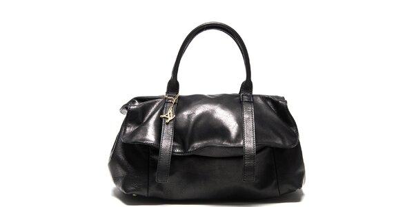 Dámská černá kabelka Luisa Vannini