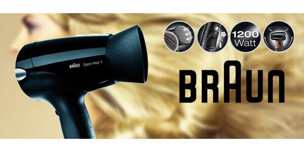 Vysoušeč vlasů Braun Satin Hair