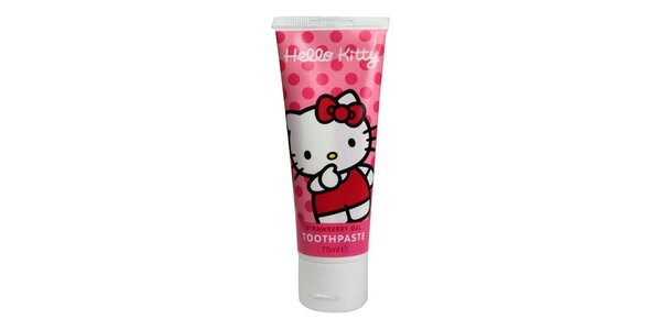 Hello Kitty zubní pasta 75ml